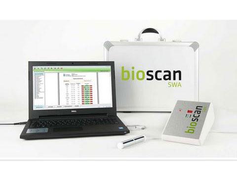 Bio-Scan-Bild